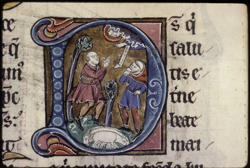 Lyon, Bibl. mun., ms. 0539, f. 232v - vue 2