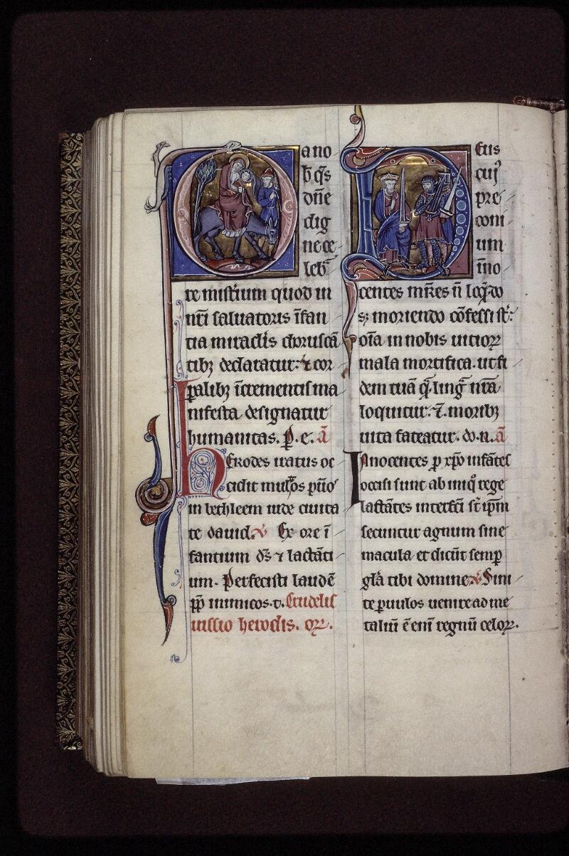 Lyon, Bibl. mun., ms. 0539, f. 233v - vue 1