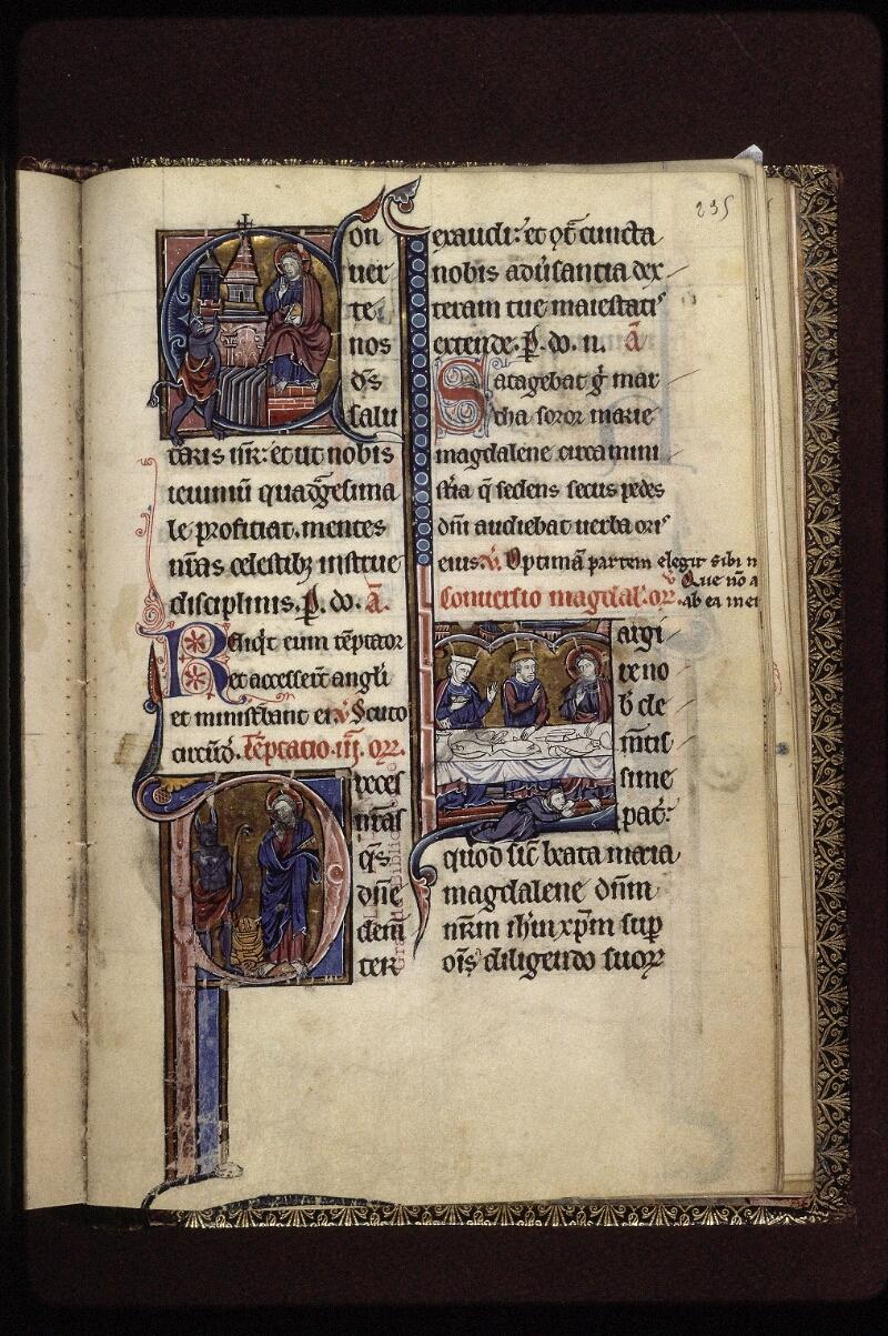 Lyon, Bibl. mun., ms. 0539, f. 235 - vue 1