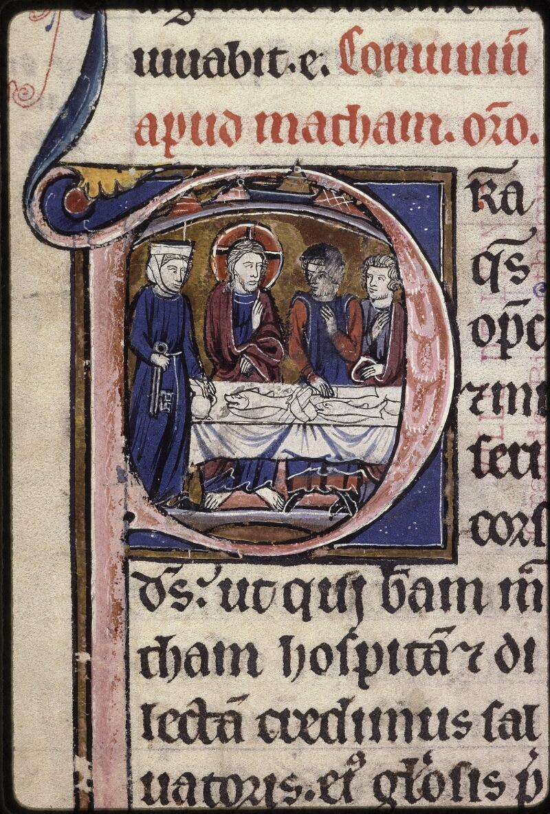 Lyon, Bibl. mun., ms. 0539, f. 235v - vue 2