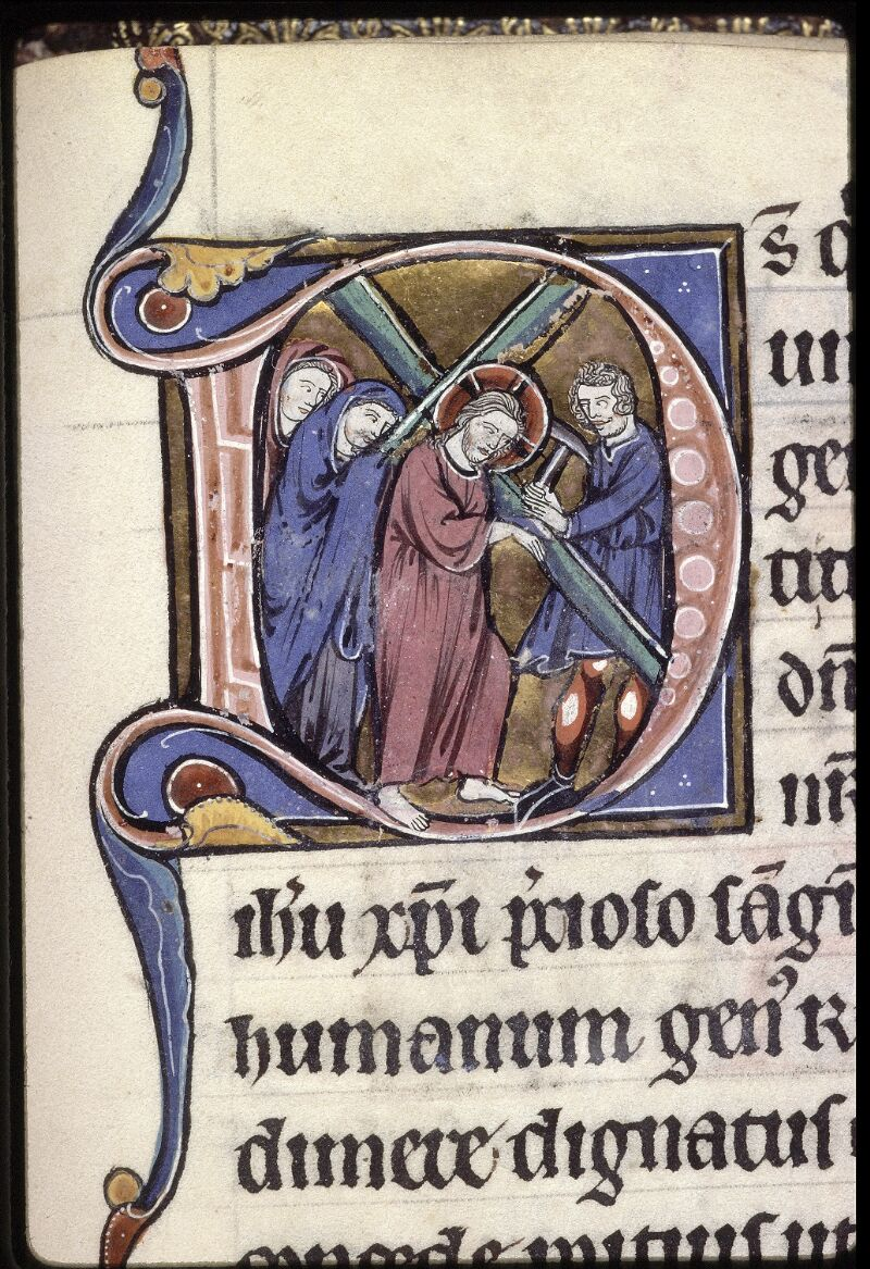 Lyon, Bibl. mun., ms. 0539, f. 238 - vue 2