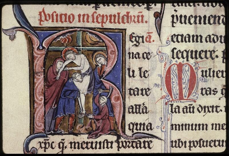 Lyon, Bibl. mun., ms. 0539, f. 241 - vue 3
