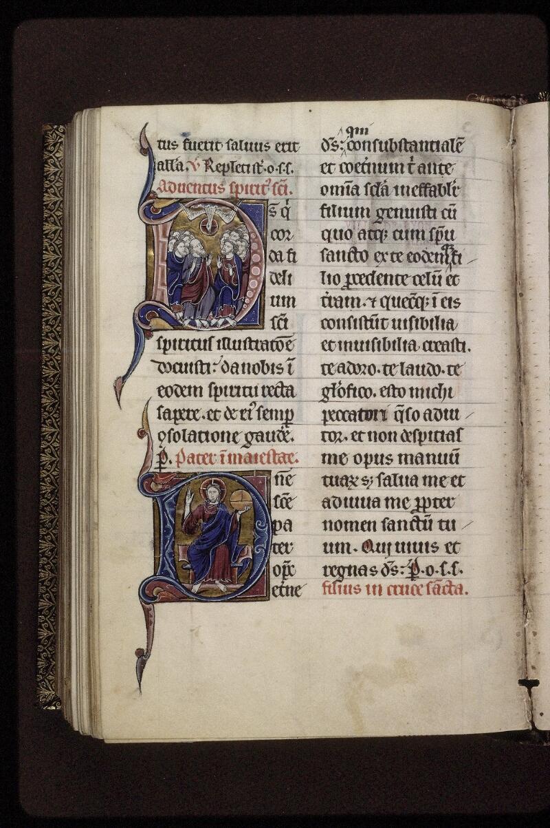Lyon, Bibl. mun., ms. 0539, f. 242v - vue 1