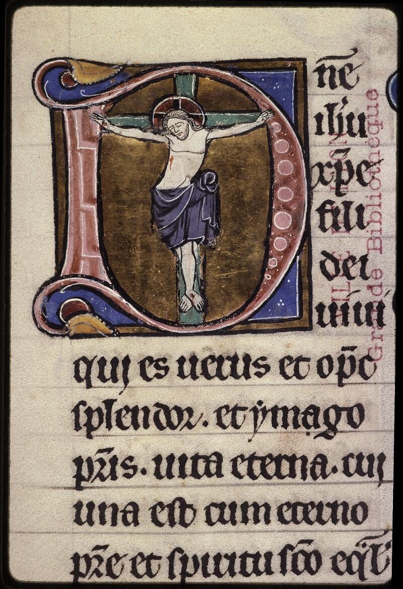 Lyon, Bibl. mun., ms. 0539, f. 243 - vue 1