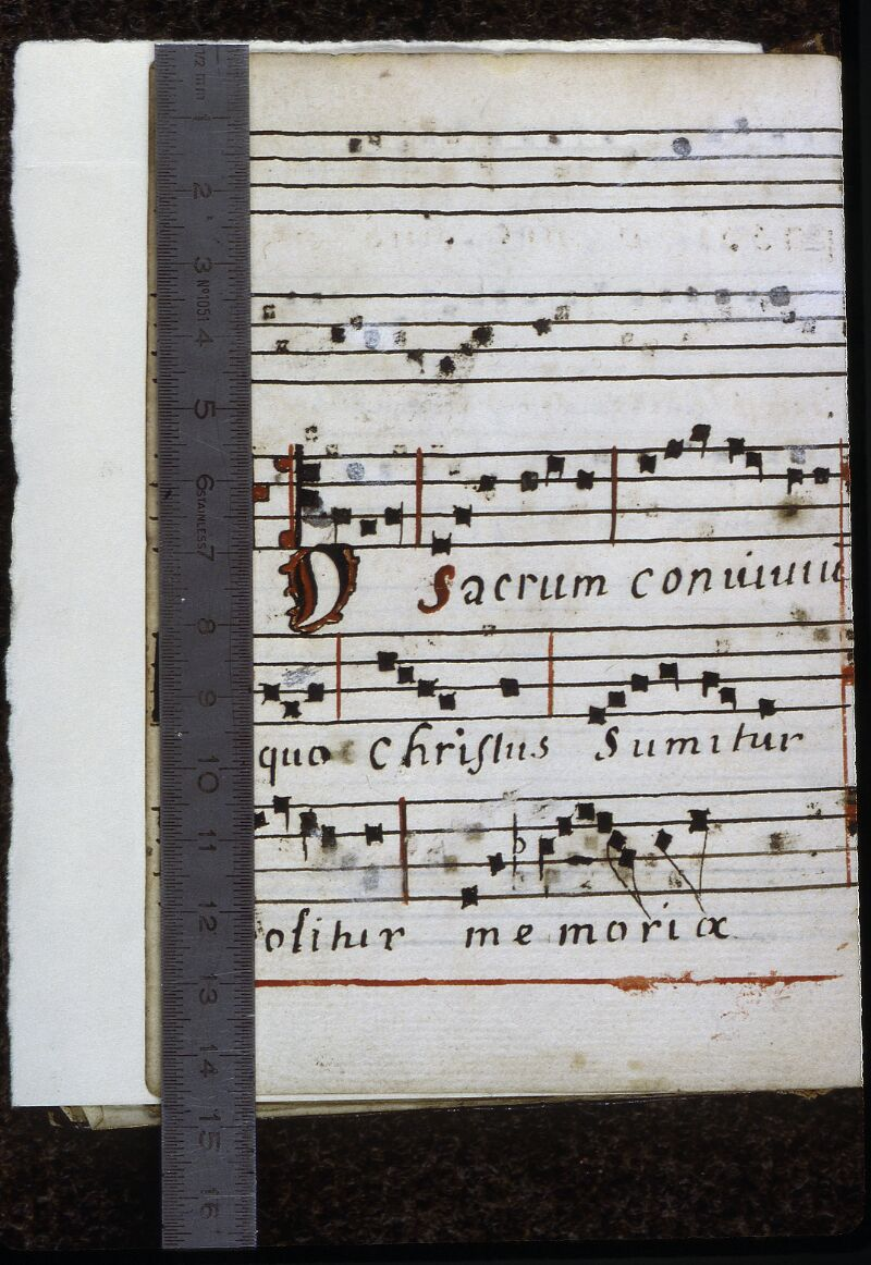 Lyon, Bibl. mun., ms. 0543, f. 007v - vue 1