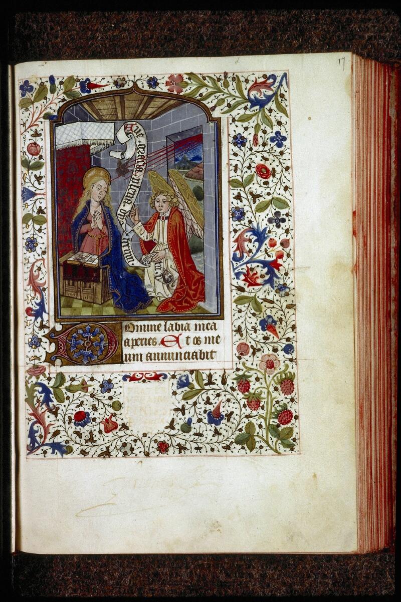 Lyon, Bibl. mun., ms. 0554, f. 017 - vue 1