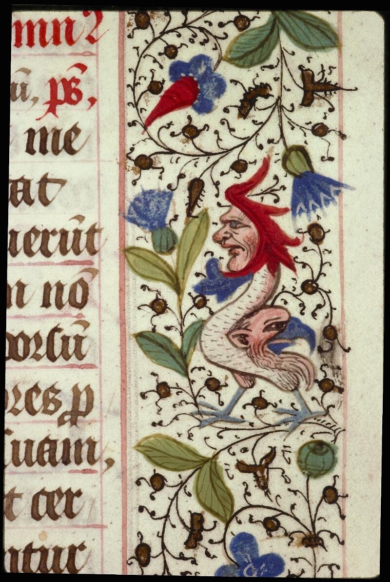 Lyon, Bibl. mun., ms. 0554, f. 041 - vue 2