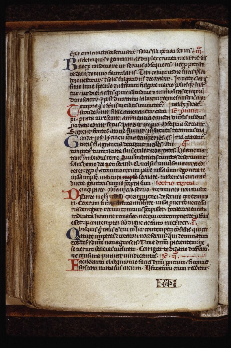 Lyon, Bibl. mun., ms. 0555, f. 081v - vue 1