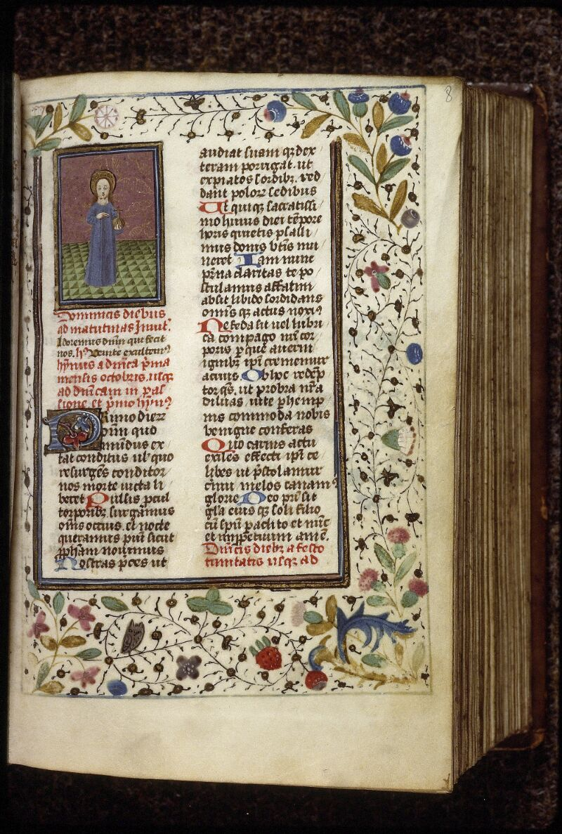 Lyon, Bibl. mun., ms. 0559, f. 008 - vue 2