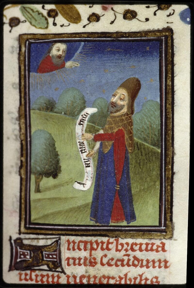 Lyon, Bibl. mun., ms. 0559, f. 103 - vue 2