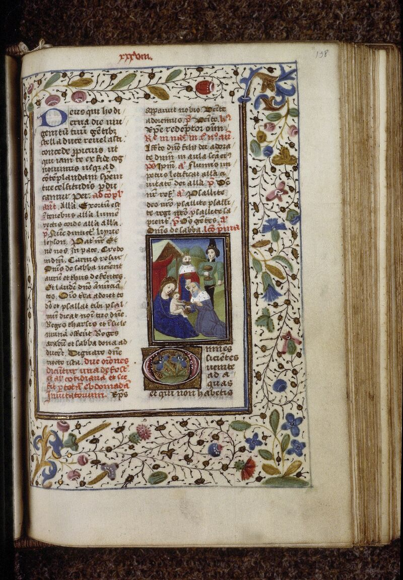Lyon, Bibl. mun., ms. 0559, f. 138 - vue 1
