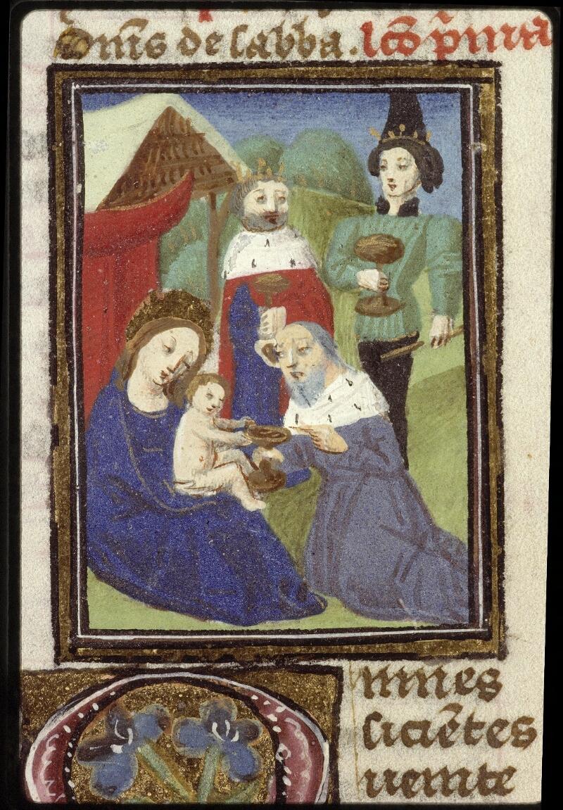 Lyon, Bibl. mun., ms. 0559, f. 138 - vue 2