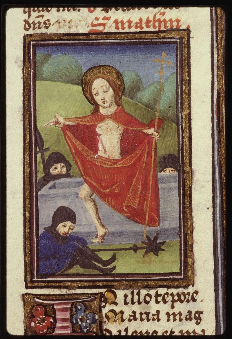 Lyon, Bibl. mun., ms. 0559, f. 199 - vue 2