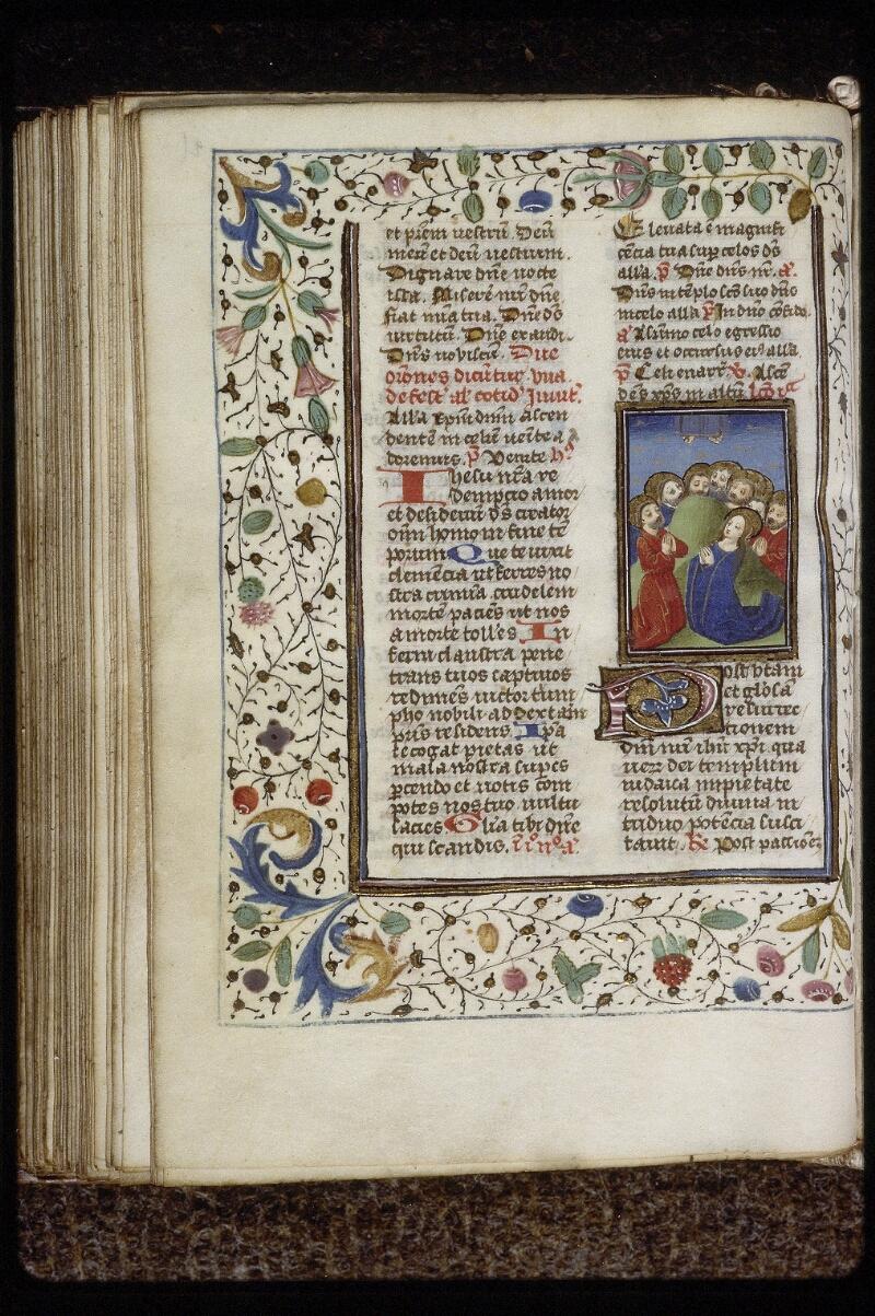 Lyon, Bibl. mun., ms. 0559, f. 221v - vue 1