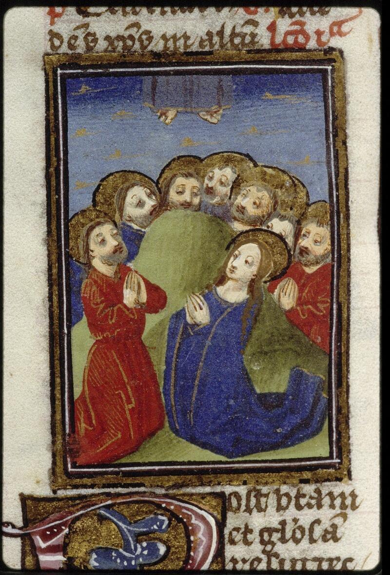 Lyon, Bibl. mun., ms. 0559, f. 221v - vue 2