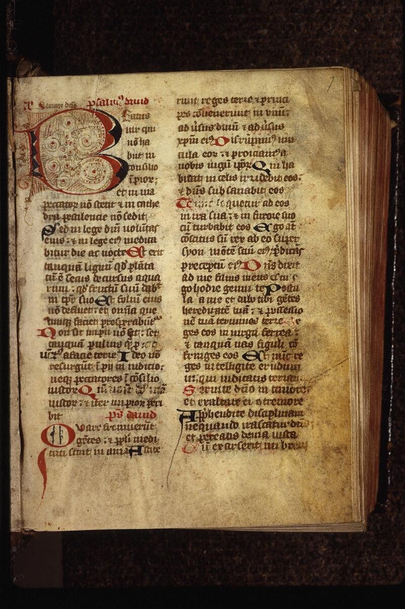 Lyon, Bibl. mun., ms. 0560, f. 007 - vue 2
