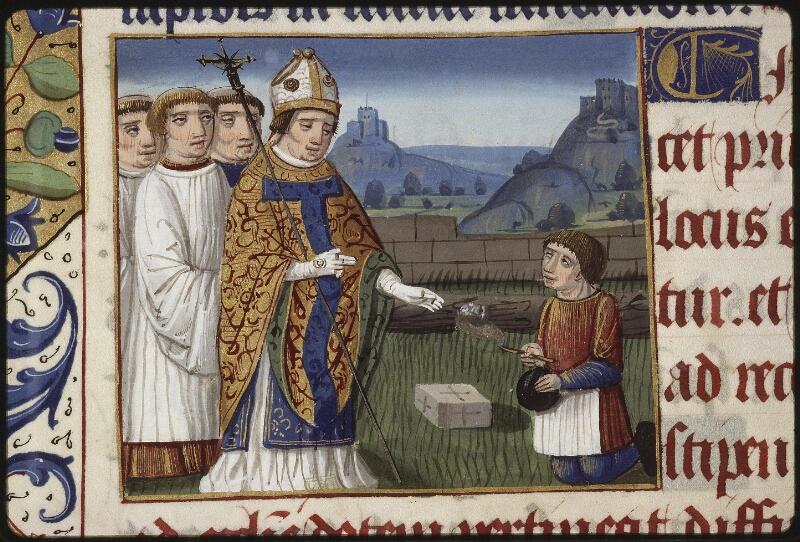 Lyon, Bibl. mun., ms. 0565, f. 087v - vue 2