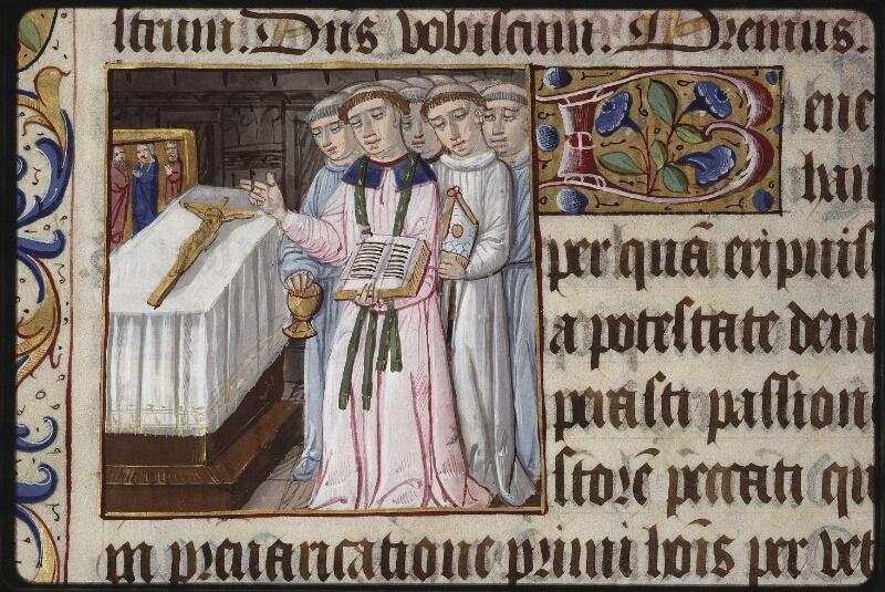 Lyon, Bibl. mun., ms. 0565, f. 164v - vue 2