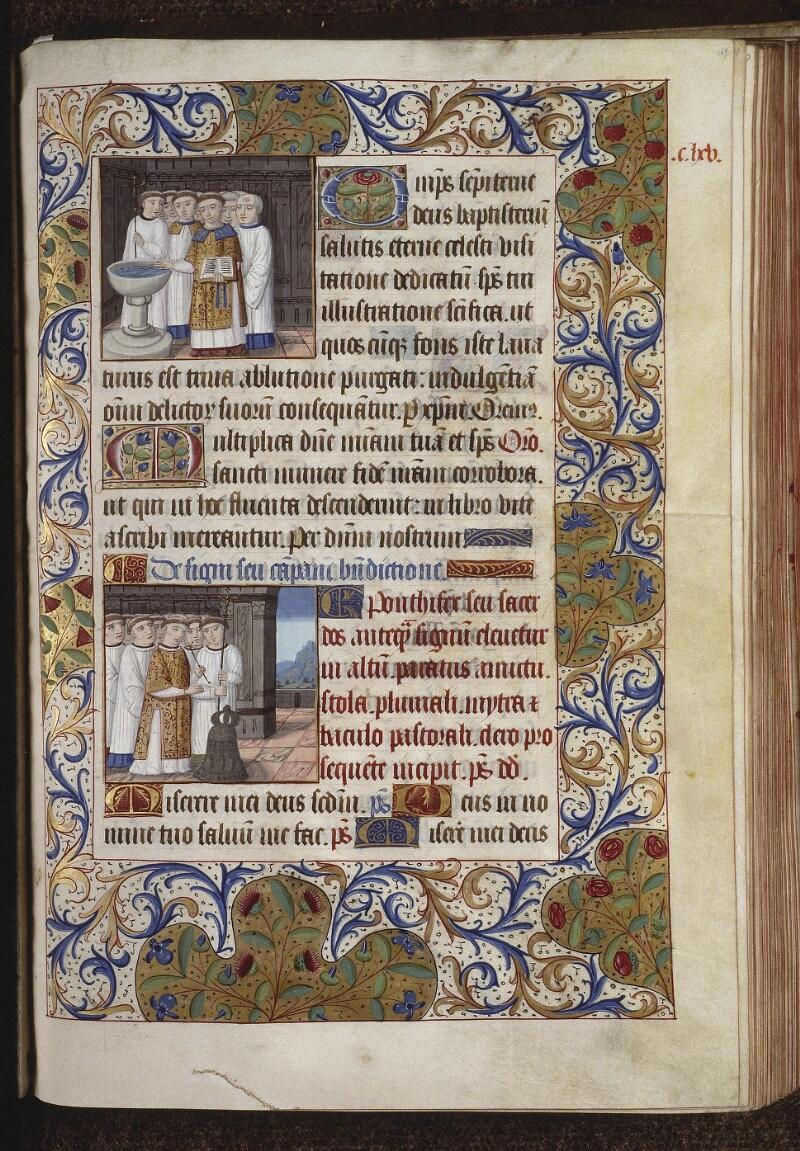 Lyon, Bibl. mun., ms. 0565, f. 169 - vue 1