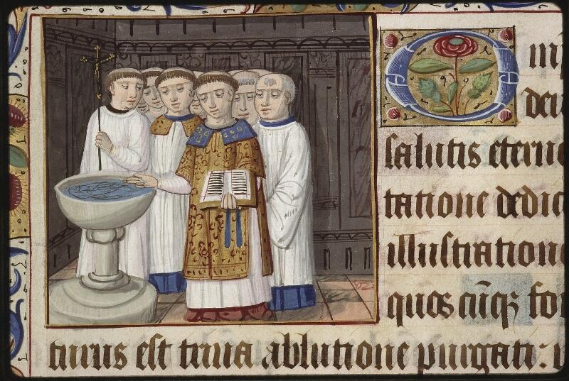 Lyon, Bibl. mun., ms. 0565, f. 169 - vue 2