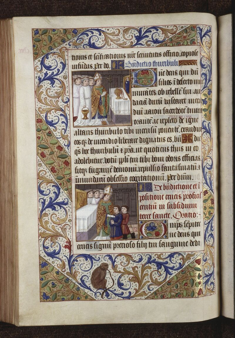 Lyon, Bibl. mun., ms. 0565, f. 174v - vue 1