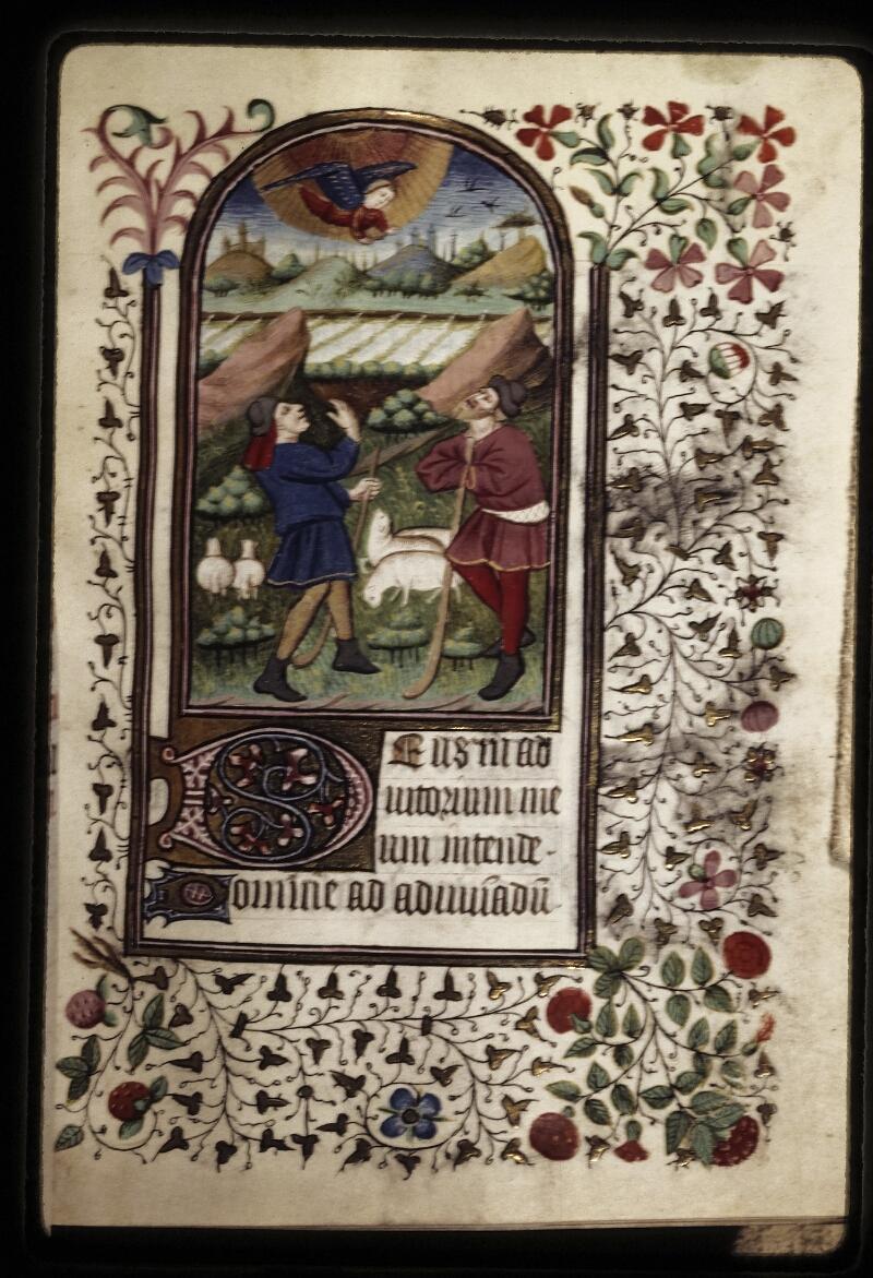 Lyon, Bibl. mun., ms. 0573, f. 062 - vue 1