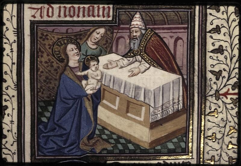 Lyon, Bibl. mun., ms. 0573, f. 070 - vue 2