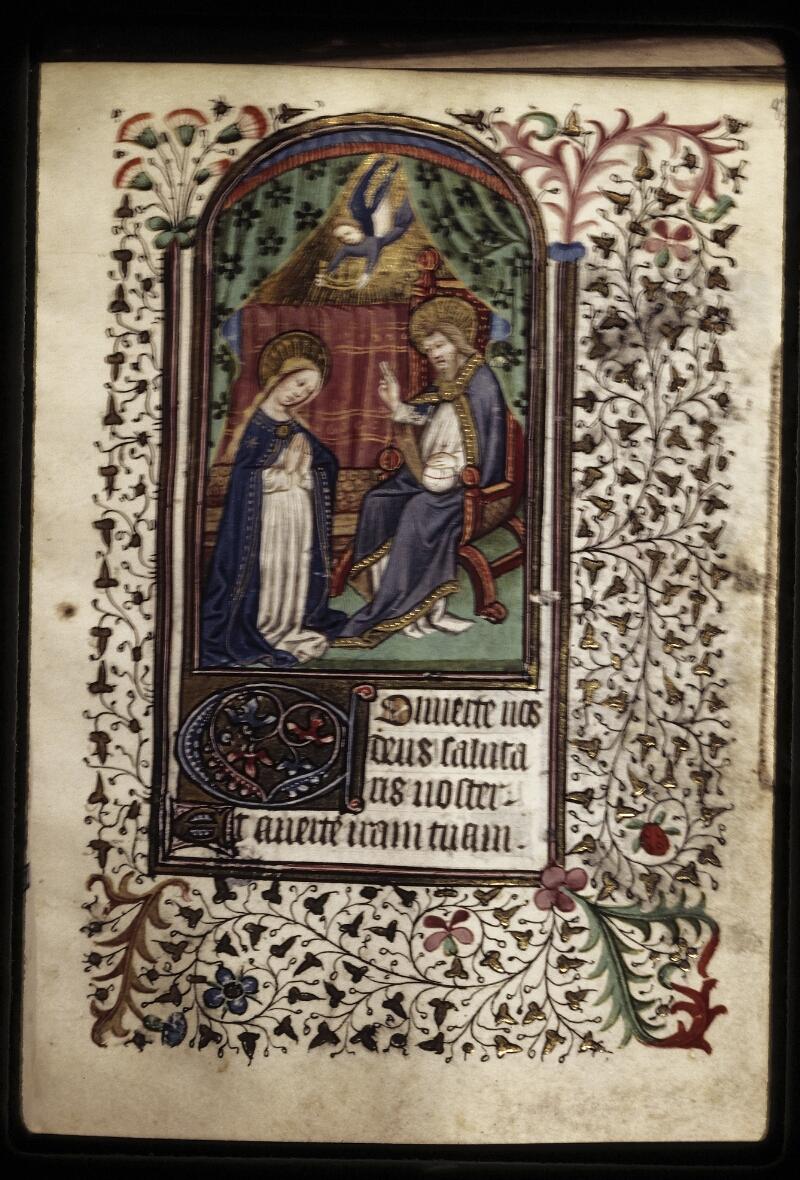 Lyon, Bibl. mun., ms. 0573, f. 082 - vue 1