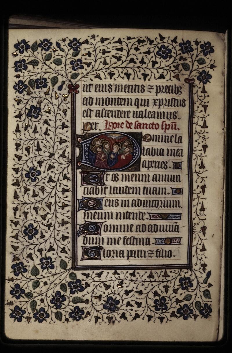 Lyon, Bibl. mun., ms. 0573, f. 110v - vue 1