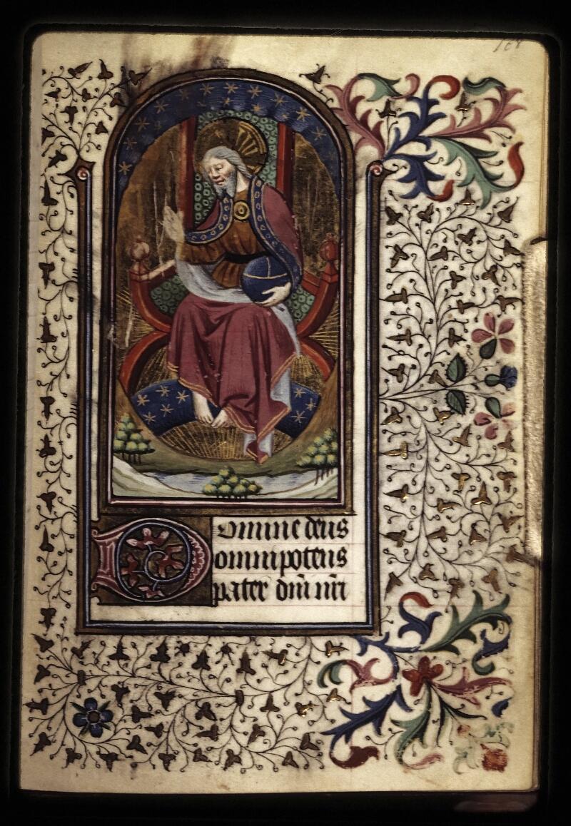 Lyon, Bibl. mun., ms. 0573, f. 168 - vue 1
