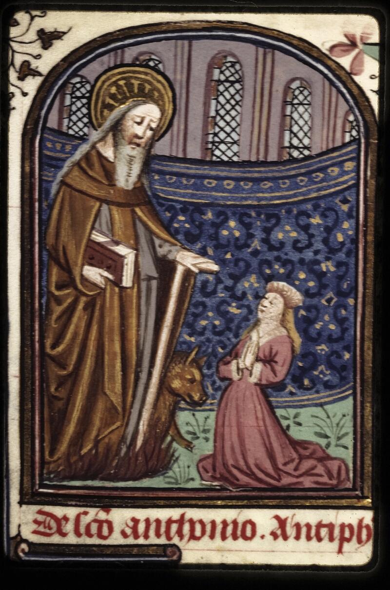 Lyon, Bibl. mun., ms. 0573, f. 188 - vue 2