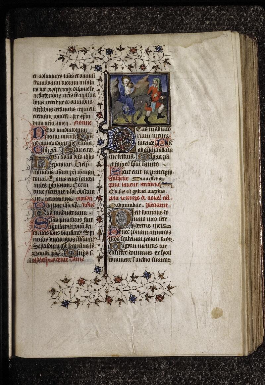 Lyon, Bibl. mun., ms. 0574, f. 024 - vue 1