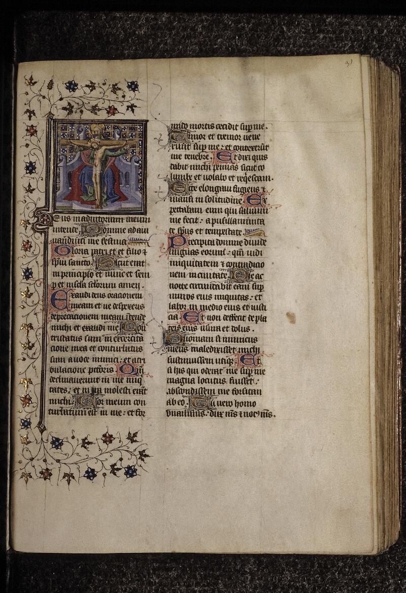 Lyon, Bibl. mun., ms. 0574, f. 031 - vue 1