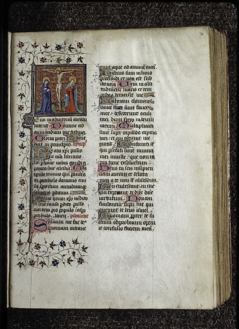 Lyon, Bibl. mun., ms. 0574, f. 036 - vue 1