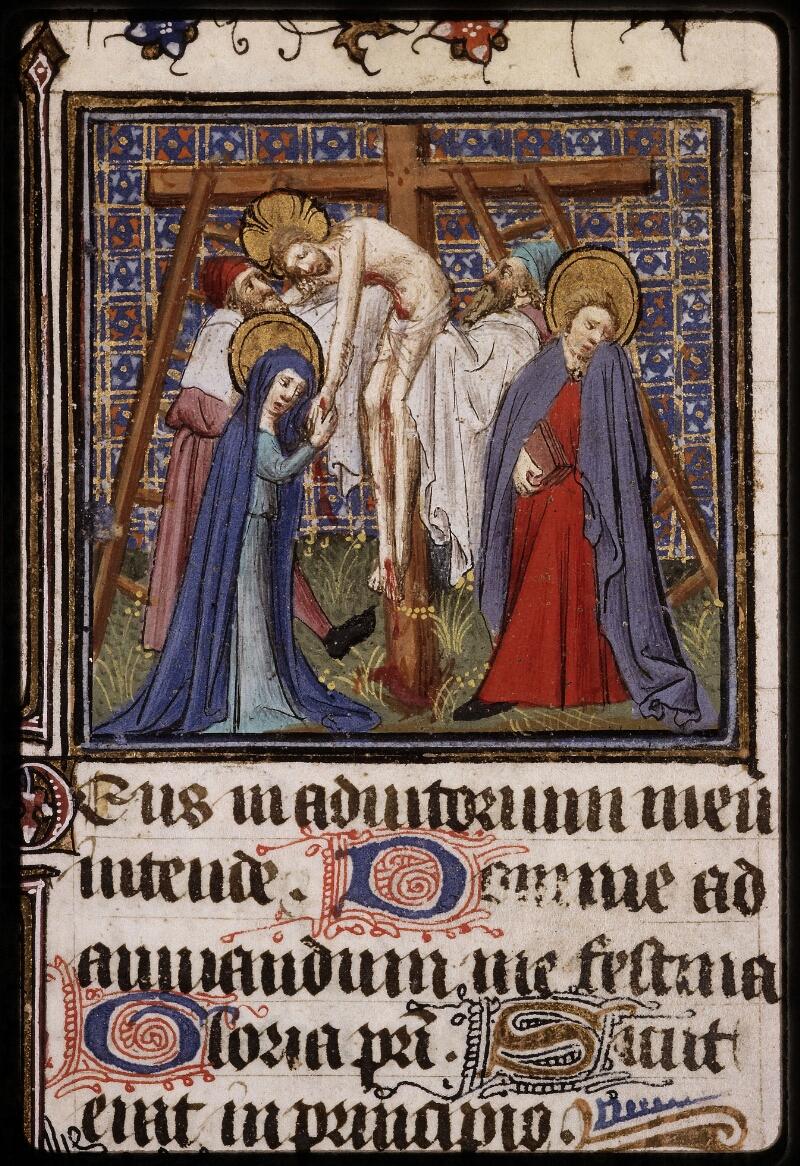 Lyon, Bibl. mun., ms. 0574, f. 037v - vue 2
