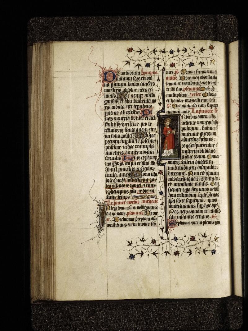 Lyon, Bibl. mun., ms. 0574, f. 097v - vue 1