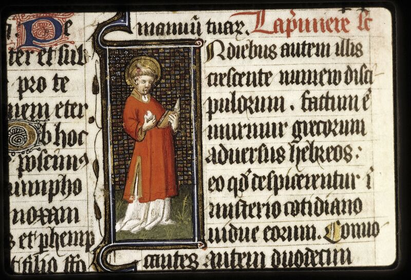 Lyon, Bibl. mun., ms. 0574, f. 097v - vue 2