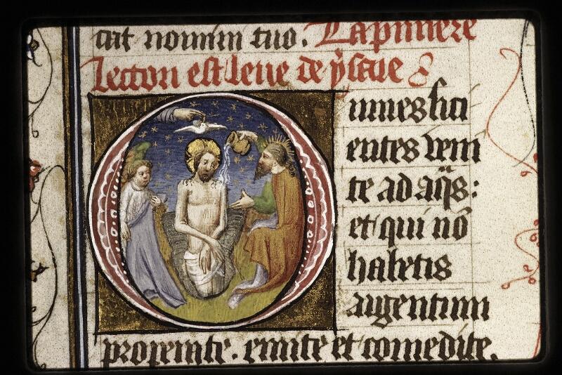 Lyon, Bibl. mun., ms. 0574, f. 110 - vue 2