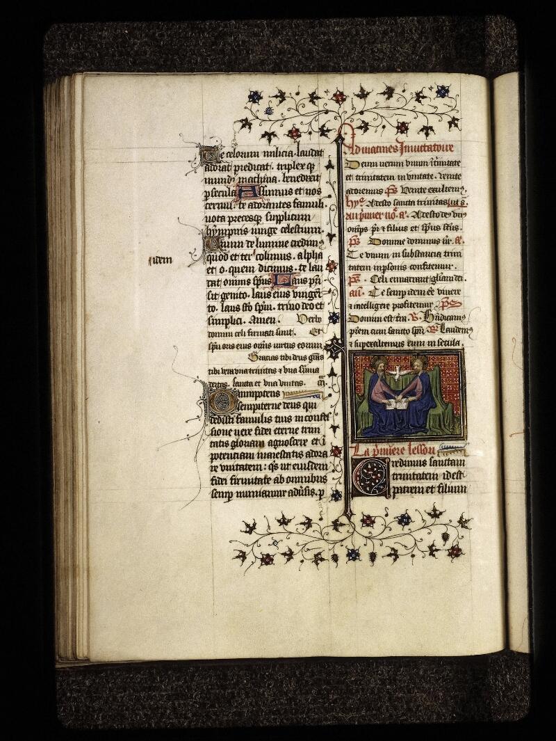 Lyon, Bibl. mun., ms. 0574, f. 131v - vue 1