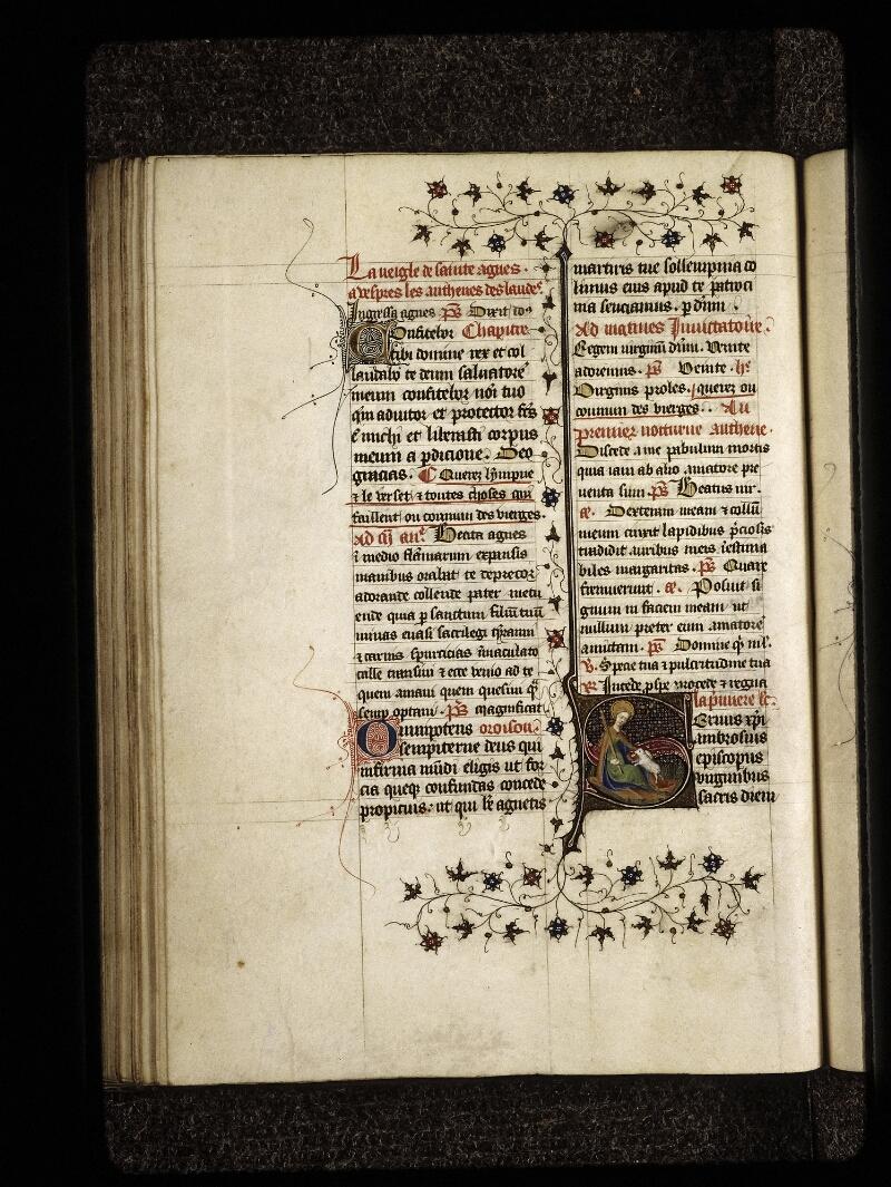 Lyon, Bibl. mun., ms. 0574, f. 150v - vue 1