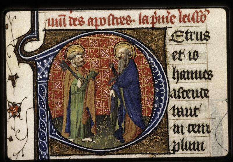 Lyon, Bibl. mun., ms. 0574, f. 179 - vue 2