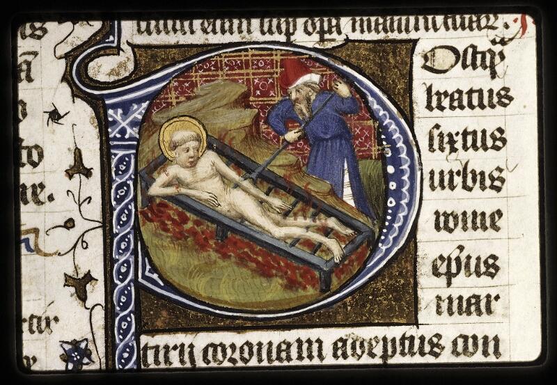 Lyon, Bibl. mun., ms. 0574, f. 186 - vue 2