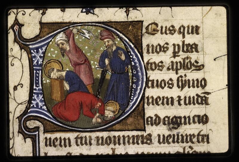Lyon, Bibl. mun., ms. 0574, f. 200 - vue 2