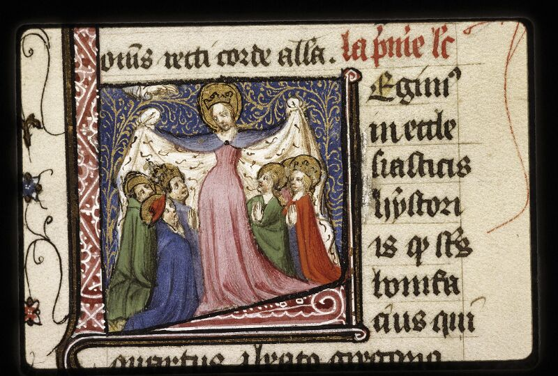 Lyon, Bibl. mun., ms. 0574, f. 201 - vue 2