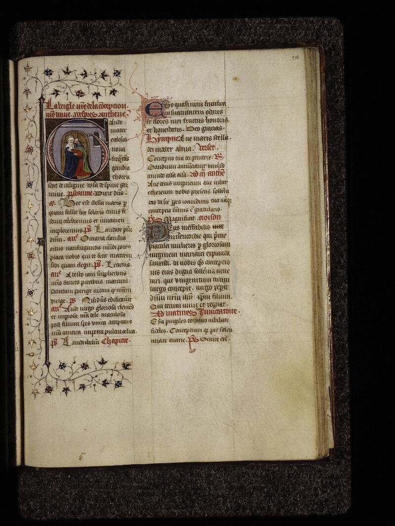 Lyon, Bibl. mun., ms. 0574, f. 210 - vue 1
