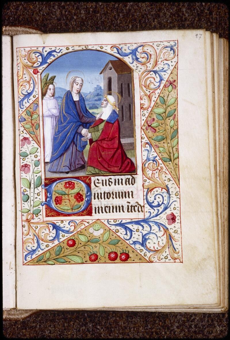 Lyon, Bibl. mun., ms. 0577, f. 027 - vue 1