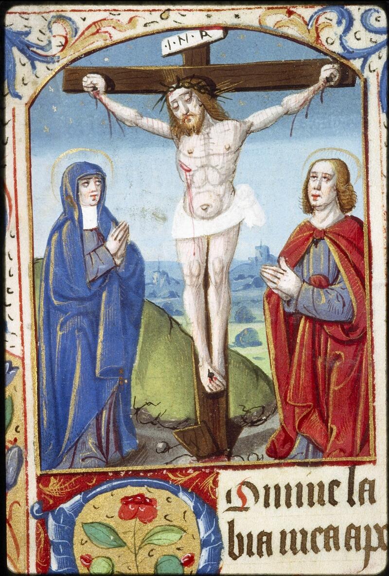 Lyon, Bibl. mun., ms. 0577, f. 043v - vue 2