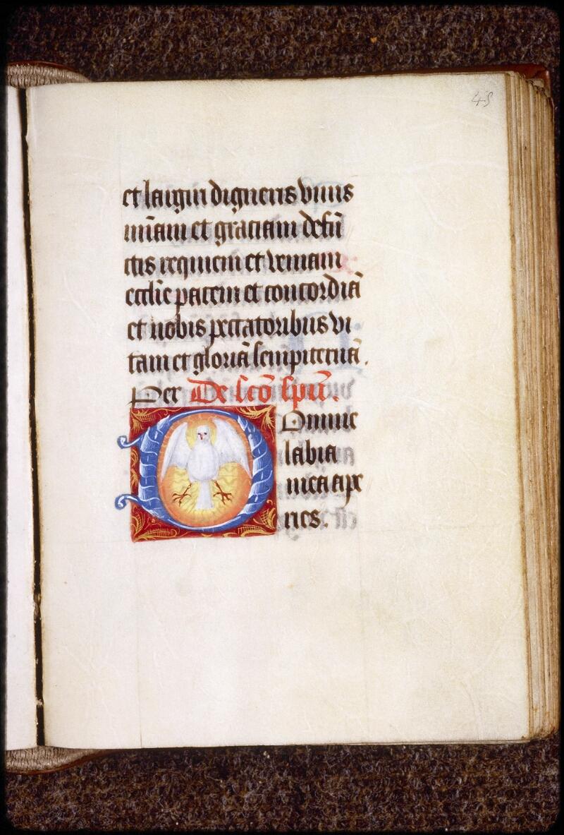 Lyon, Bibl. mun., ms. 0577, f. 045 - vue 1