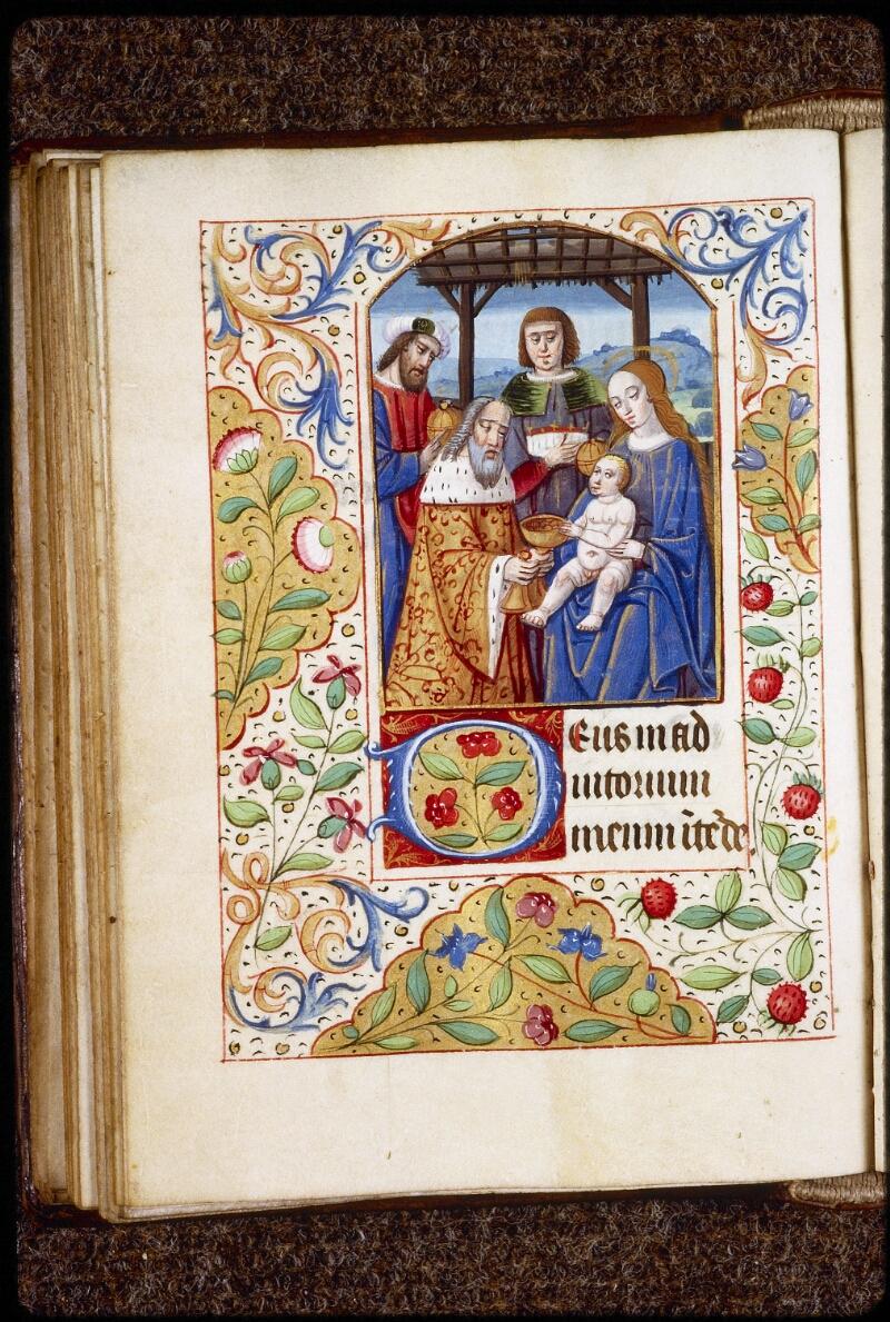 Lyon, Bibl. mun., ms. 0577, f. 062v - vue 1