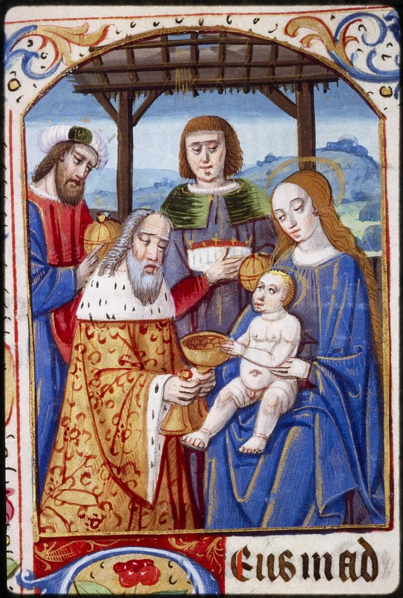 Lyon, Bibl. mun., ms. 0577, f. 062v - vue 2